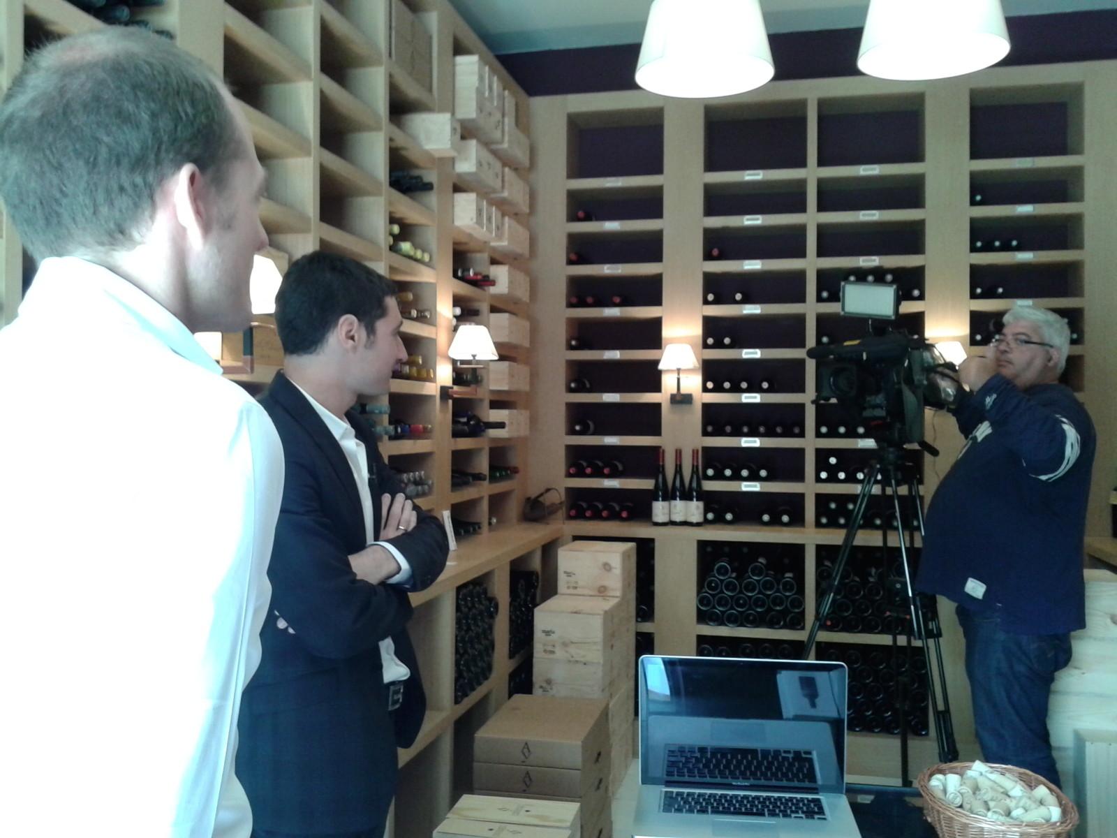 Reportaje en TVE sobre Bodeboca