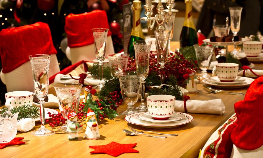 Claves para ser el perfecto anfitrión en navidades