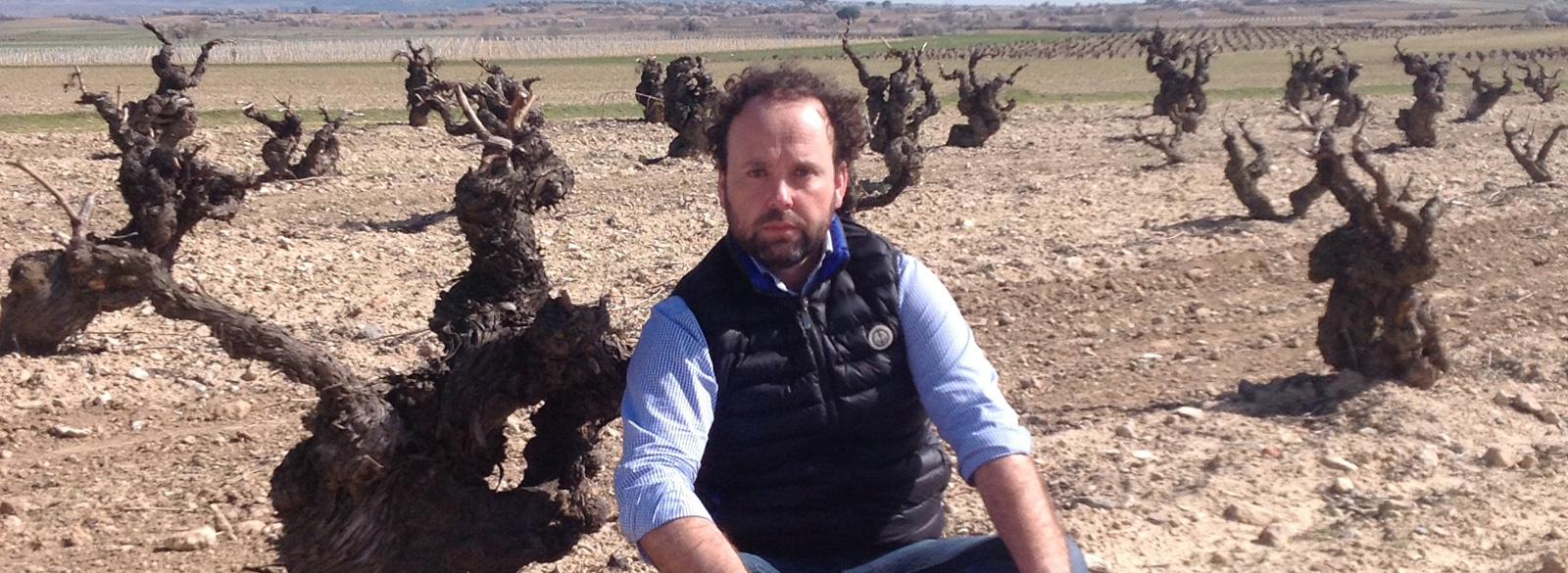 Los viñedos singulares de César Muñoz