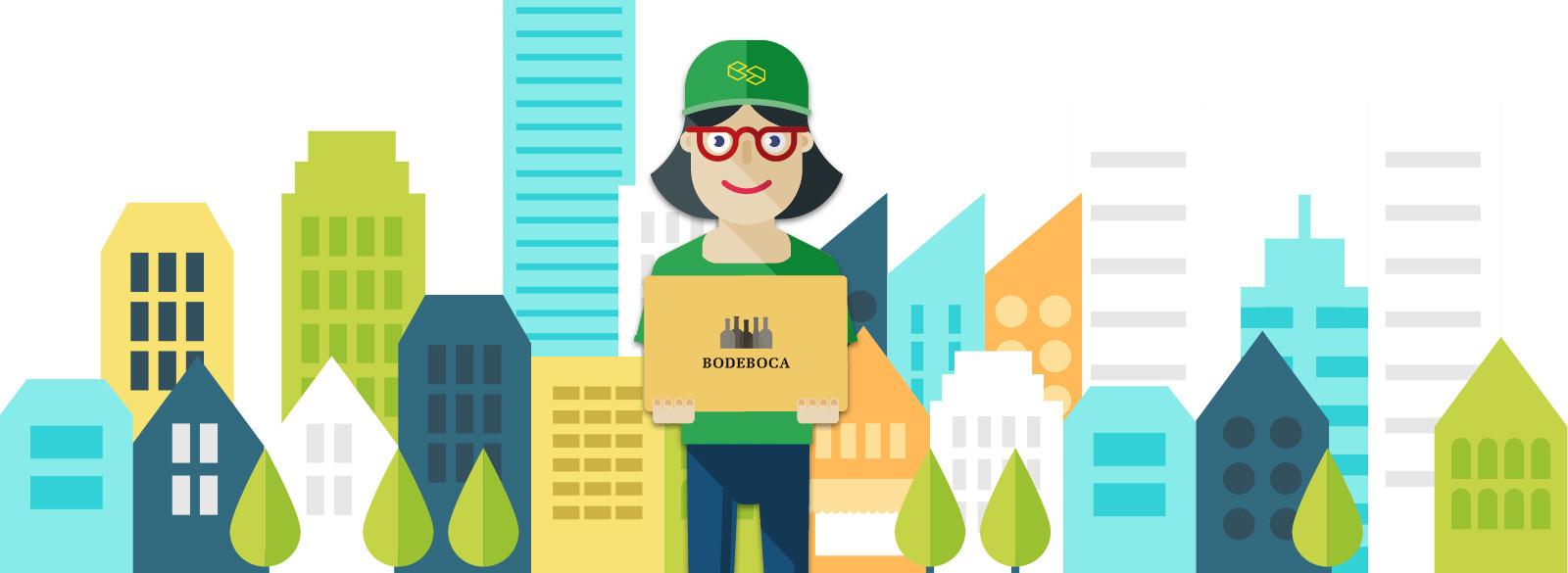 Entregas más flexibles y sostenibles