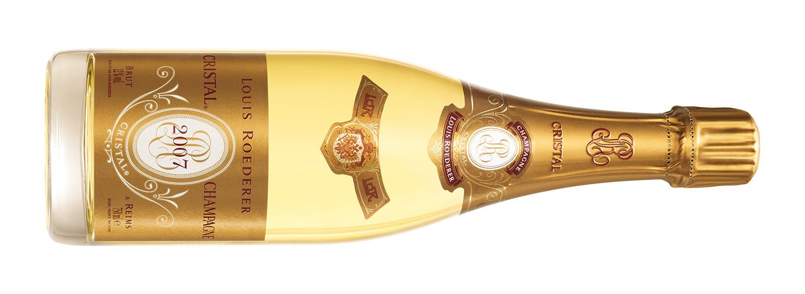 La sorprendente historia del champagne Roederer Cristal