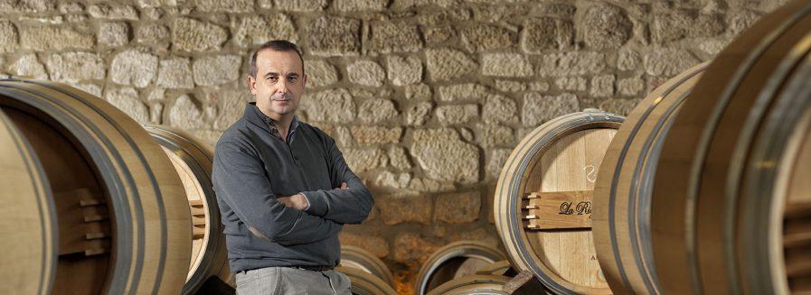Julio Sáenz, el enólogo detrás de La Rioja Alta S.A