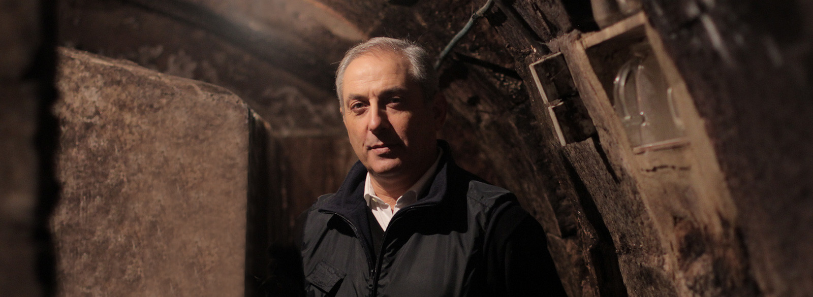 Juan Luis Cañas sobre su bodega Amaren