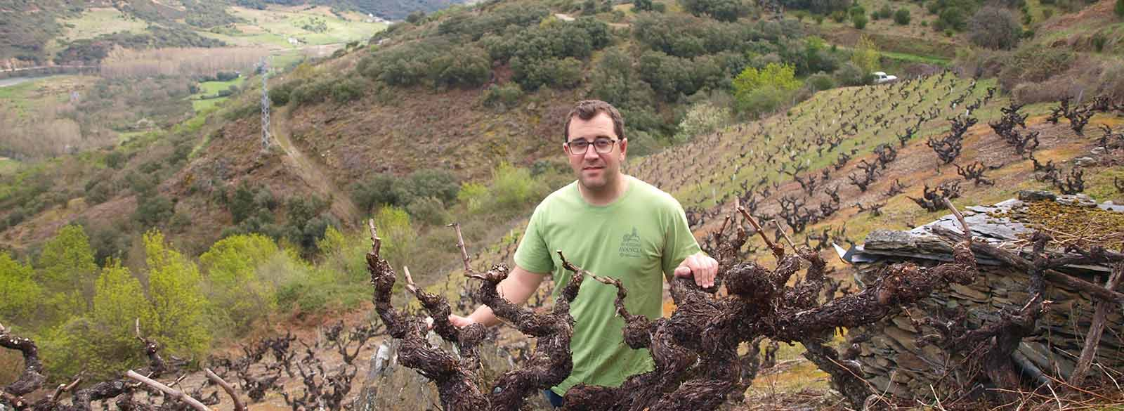 Nacho Álvarez, director de enología de Grupo Jorge Ordóñez