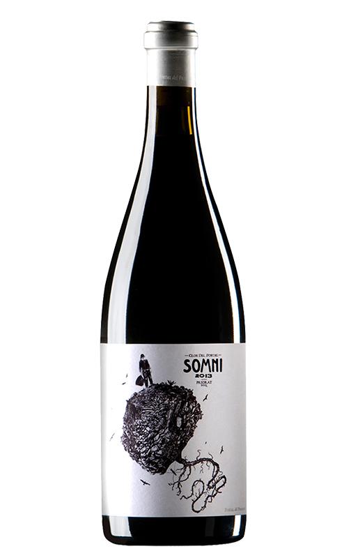 Imagen de botella de vino La escucha 2012