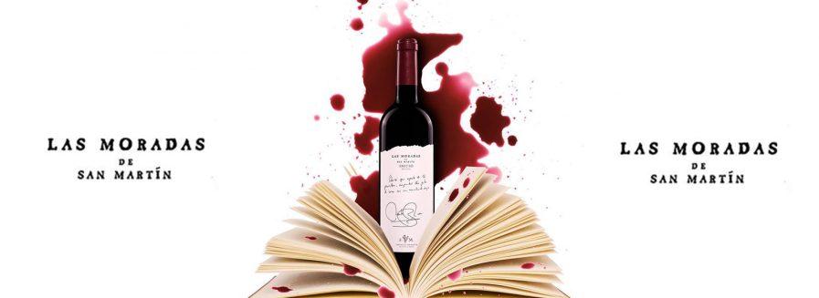 Literatura y vinos