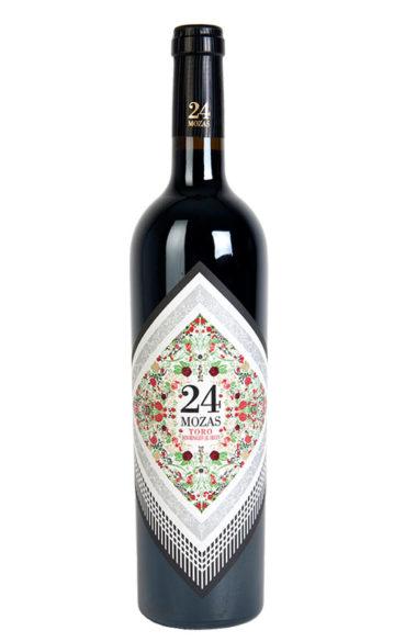 24 Mozas 2015, el vino de Sam