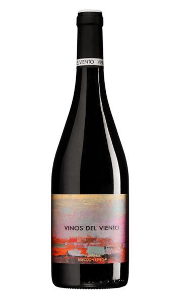 Cariñena Selección Especial 2014, el vino de Nacho