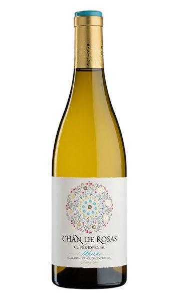 Chan de Rosas Cuveé Especial 2015, el vino de Cristina
