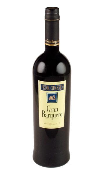 Gran Barquero Pedro Ximénez, el vino de Will