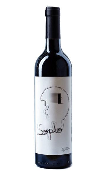 Soplo 2013, el vino de Paula