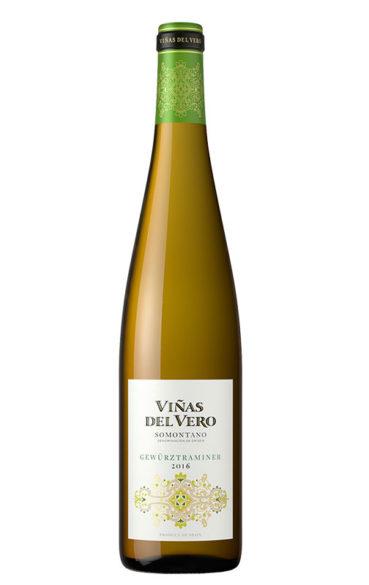 VdV Gewürztraminer 2016, el vino de Verónica