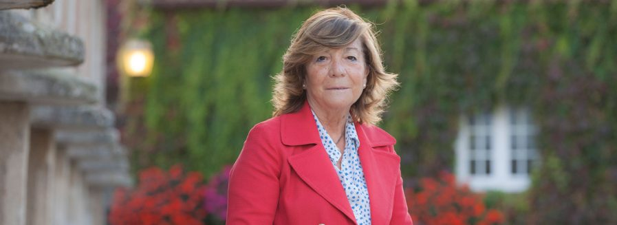 Marisol Bueno, el alma de Pazo de Señoráns