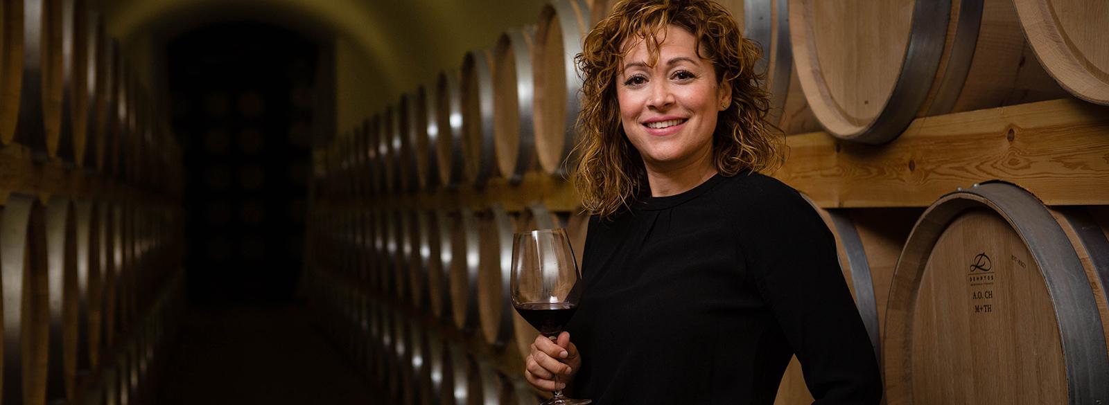 Entrevista a Almudena Alberca