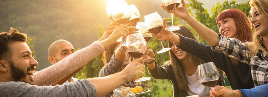 20 razones para beber vino (y ninguna médica)