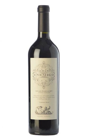 Gran Enemigo Gualtallary Single Vineyard 2012
