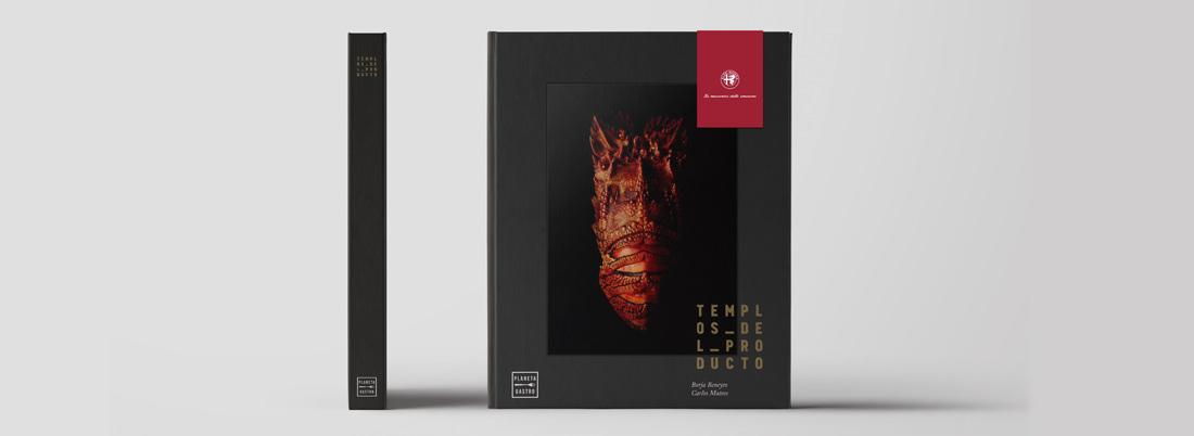Los templos del producto: el libro que recoge 14 restaurantes de culto