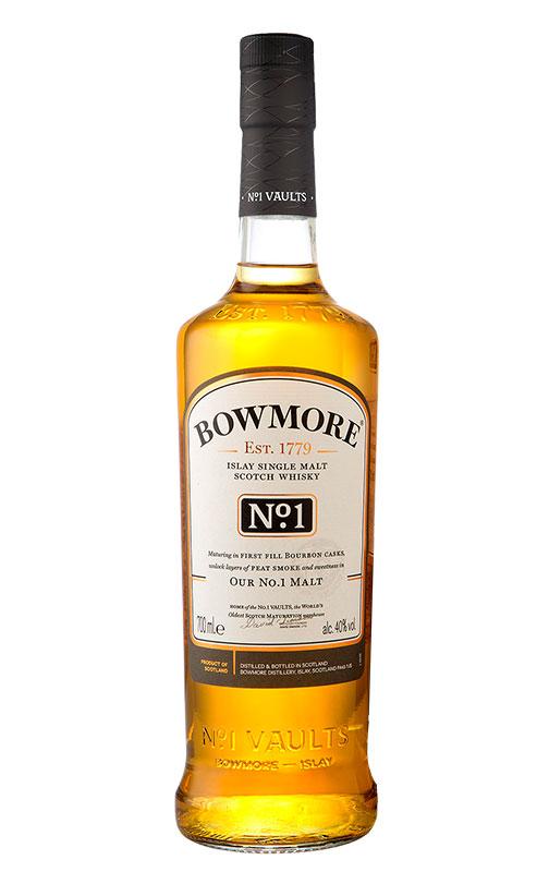 Bowmore Nº1