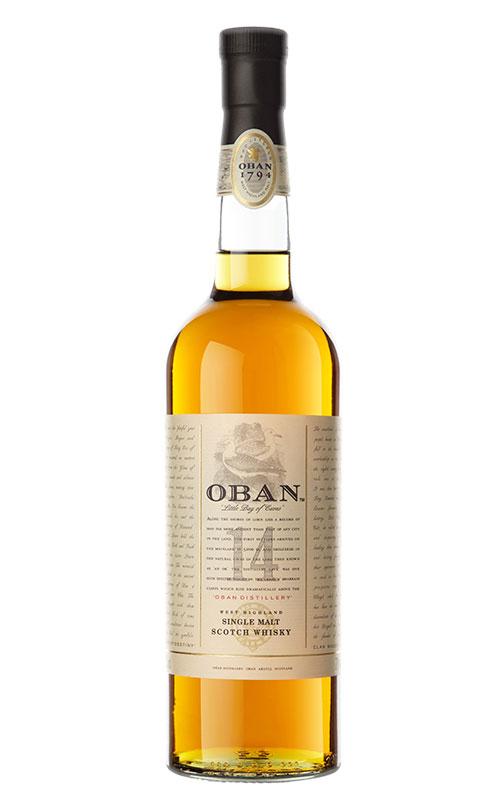 Oban 14 Whisky