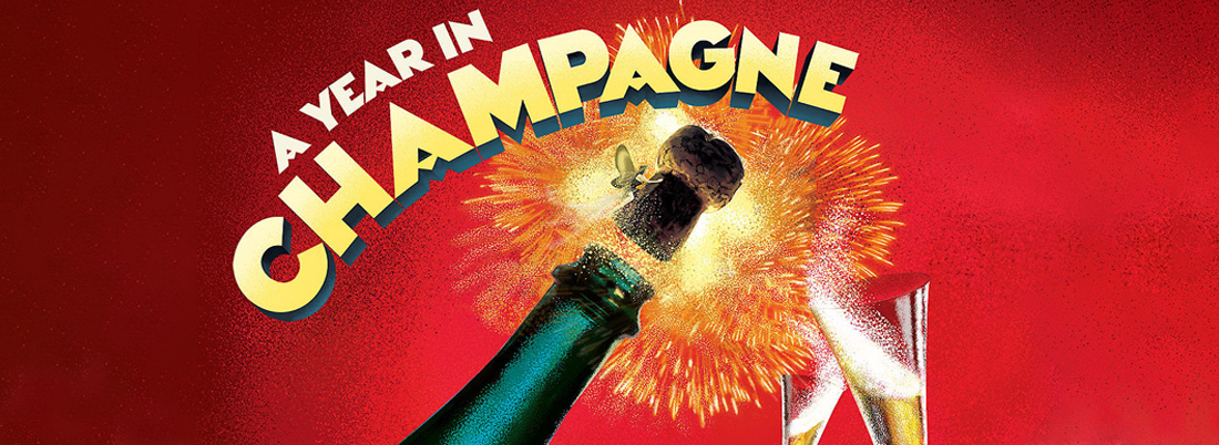 Un año en Champagne