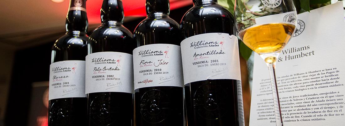 Los vinos de añada de Williams & Humbert
