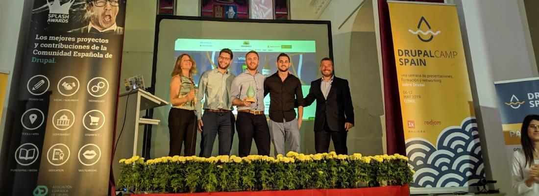 Bodeboca, premiado como mejor e-commerce en los SplashAwards 2019