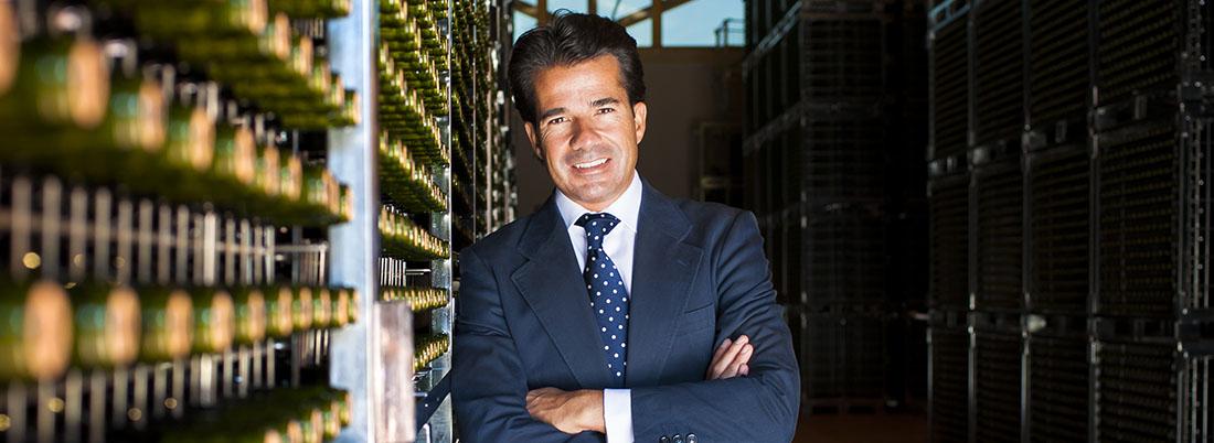 Entrevista a Antonio Menéndez, director general de Tempos Vega Sicilia