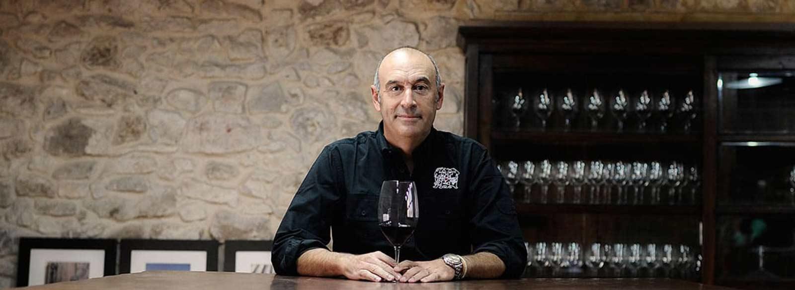 Toni Sarrión: «Con Hacienda Solano encontré una Ribera del Duero que no era la que yo conocía»