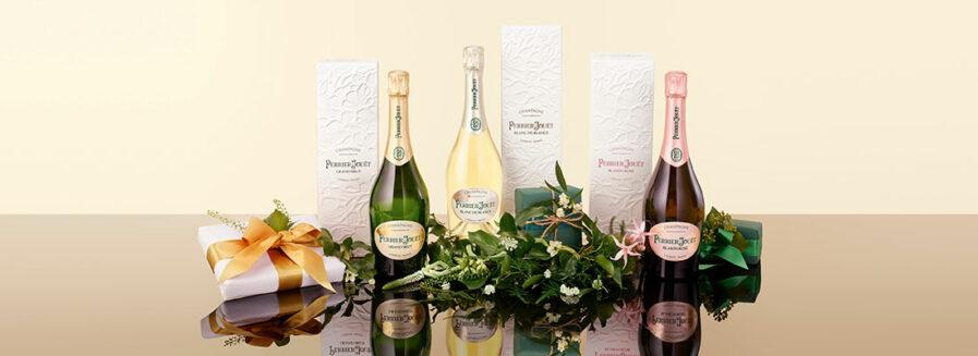 Perrier-Jouët Ecobox: el placer responsable de un 'champagne' icónico