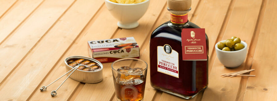 El vermut y otras bebidas de aperitivo