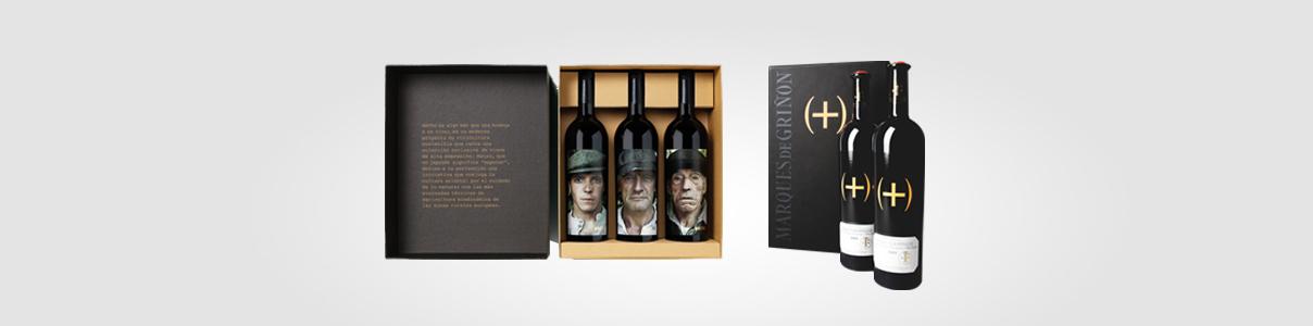 estuches de vino para regalar | Bodeboca