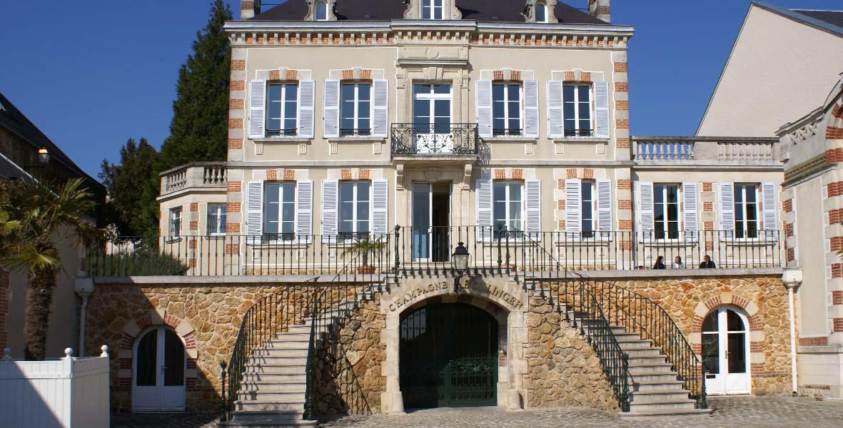 Comprar los vinos de maison bollinger directamente de la - Bollinger maison fondee en 1829 ...