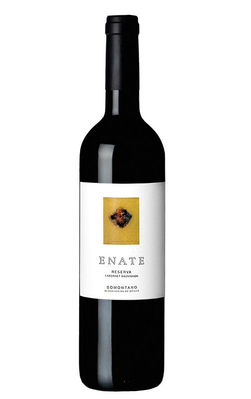 Resultado de imagen de vino tinto reserva enate 2011 cabernet sauvignon