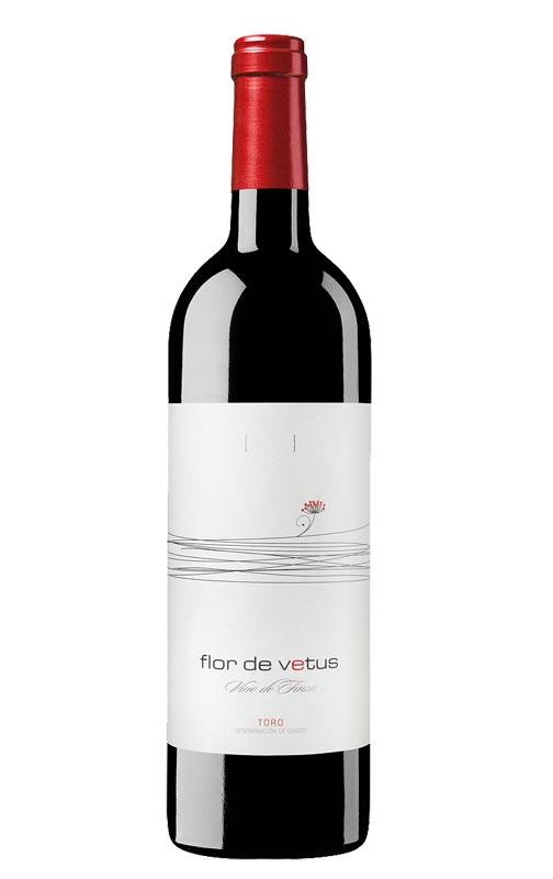 Resultado de imagen de vino flor de vetus do toro añada 2015
