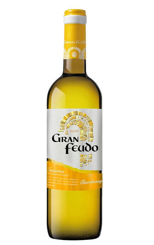 Resultado de imagen de vino gran feudo 2016 chardonnay