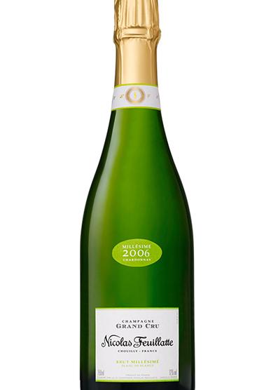 Nicolas Feuillatte Grand Cru Chardonnay Vintage 2006