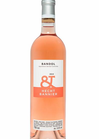 Hecht & Bannier Bandol Rosé 2015
