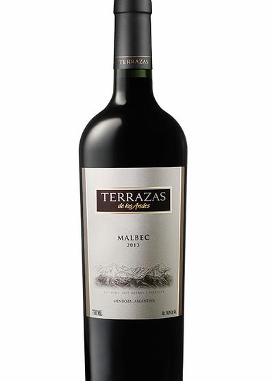 Terrazas de los Andes Selection Malbec 2013