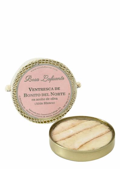 Ventresca de bonito Rosa Lafuente