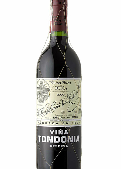 Viña Tondonia Reserva 2003 (Magnum)