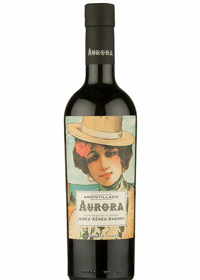 Amontillado Aurora 50 cl.