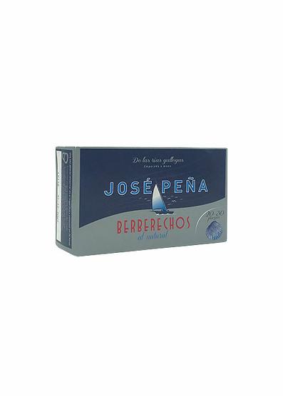 Berberecho al natural Jose Peña (20-30 piezas)
