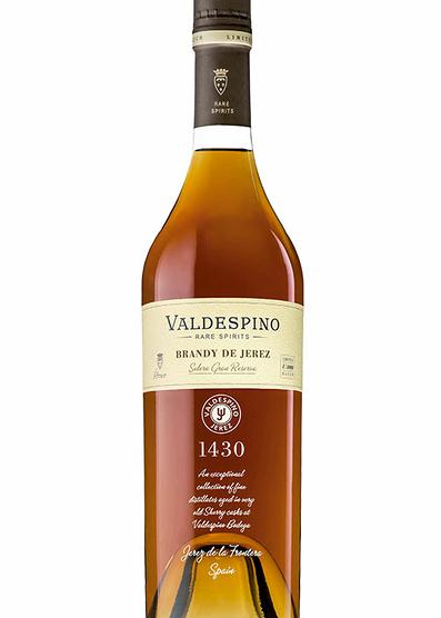 Brandy de Jerez Valdespino Rare Spirits