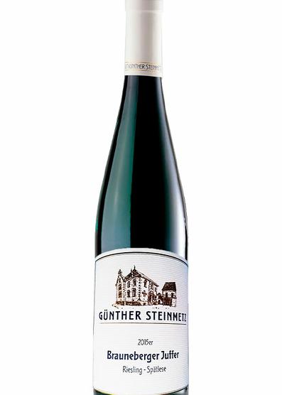 Brauneberger Juffer Spätlese RS Riesling Sweet 2015