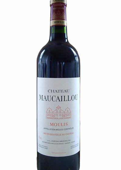 Château Maucaillou 2016