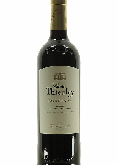 Château Thieuley Rouge 2016