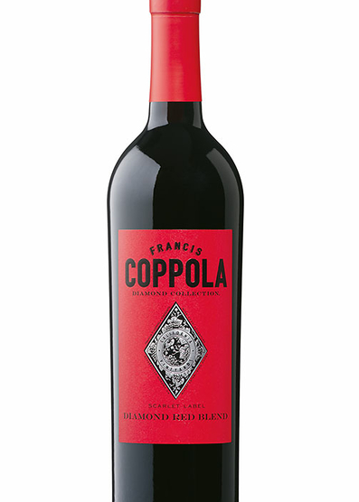 Coppola Diamond Red Blend 2015