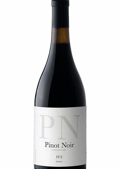 Cortijo Los Aguilares Pinot Noir 2016