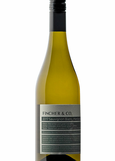 Fincher & Co Sauvignon Blanc 2017