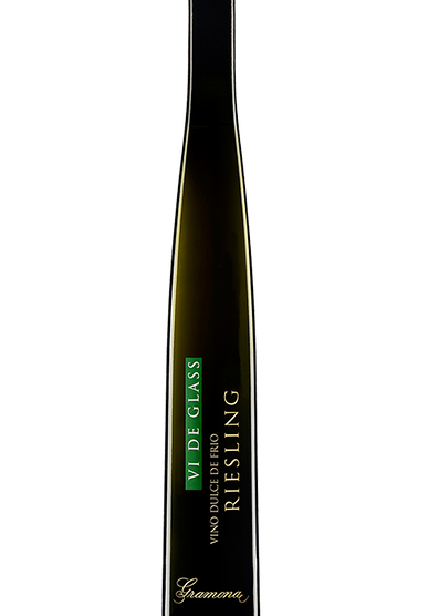 Gramona VI de Glass Riesling 2015 37,5 cl.